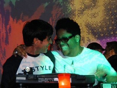 NOHclub DJ Pippi